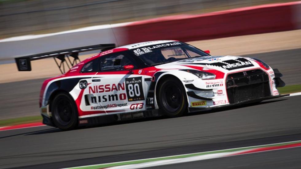 Nissan GT-R 2018 - Habrá versión GT3