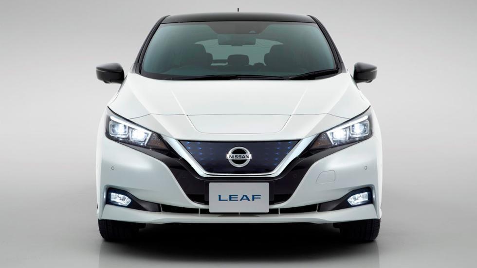 Nissan Leaf (II)
