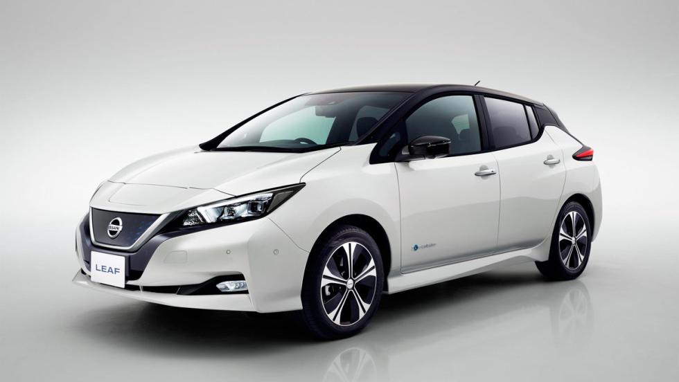 Nissan Leaf (III)