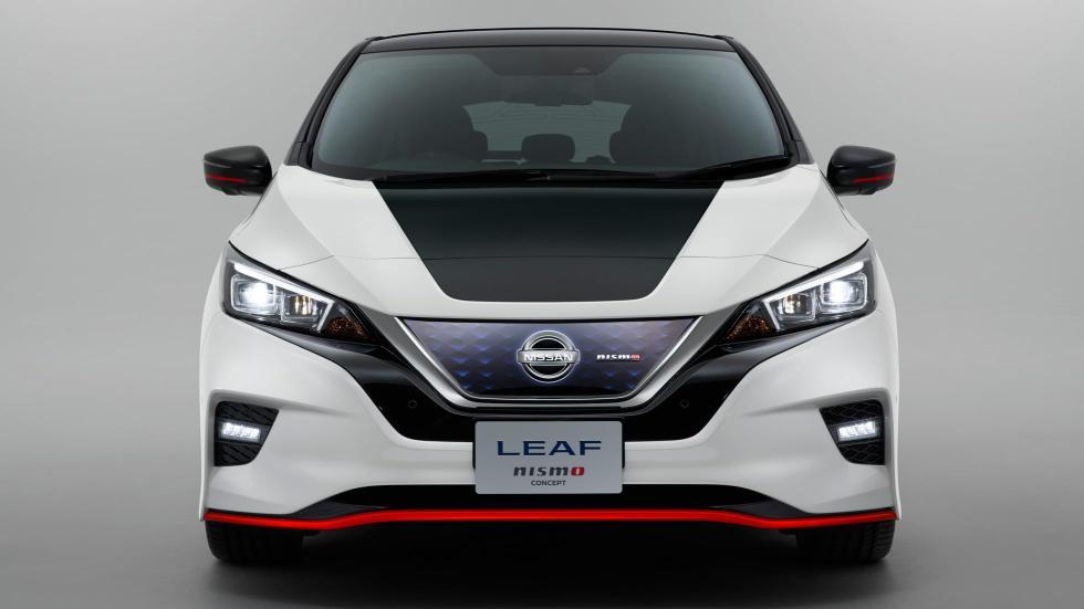 Nissan Leaf Nismo (IV)