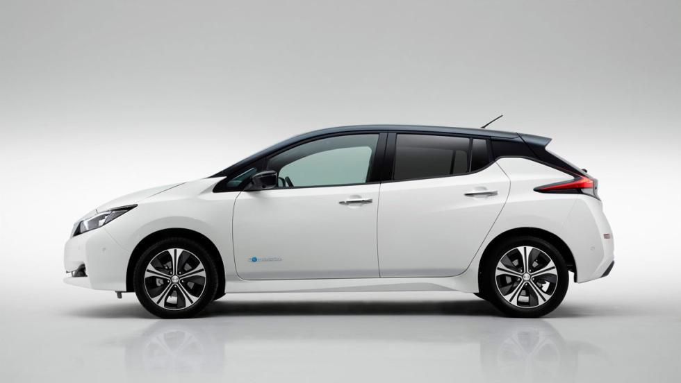 Nissan Leaf (VI)