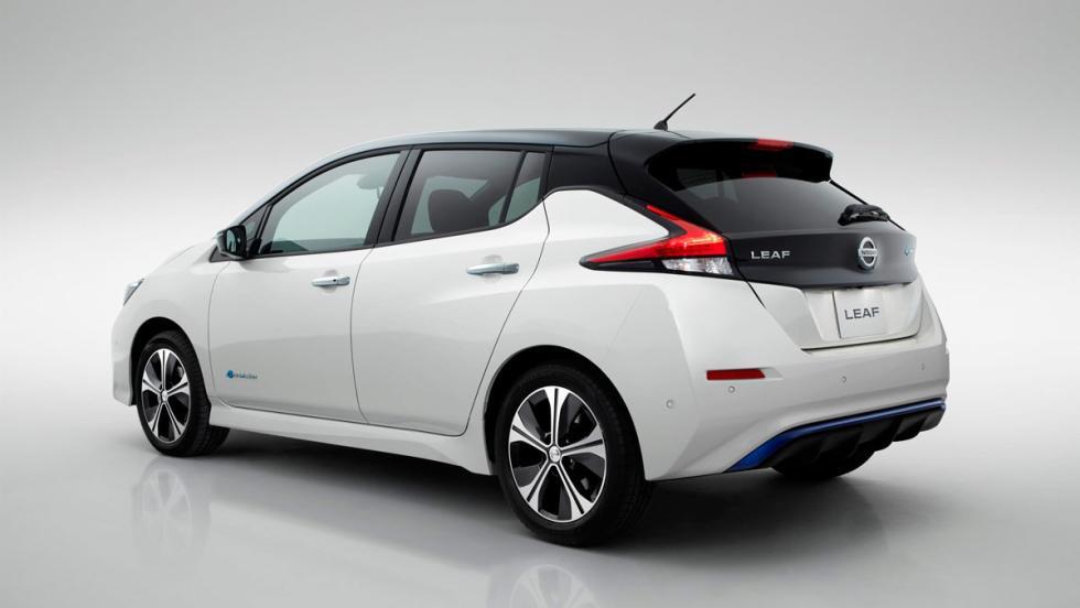 Nissan Leaf (VIII)