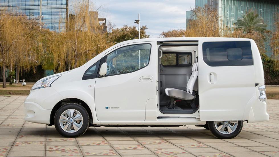 Nissan e-NV200 40 kWh