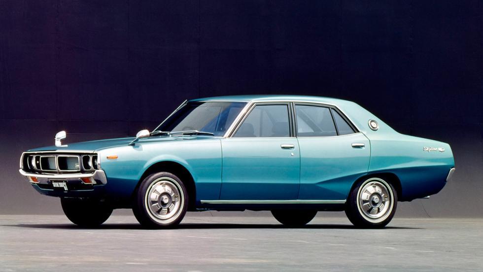 Nissan Skyline 1972