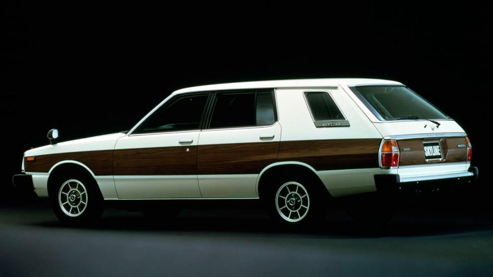 Nissan Skyline 1979