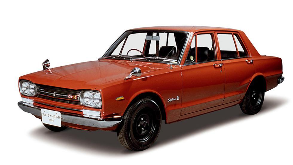 Nissan Skyline GT-R 1969
