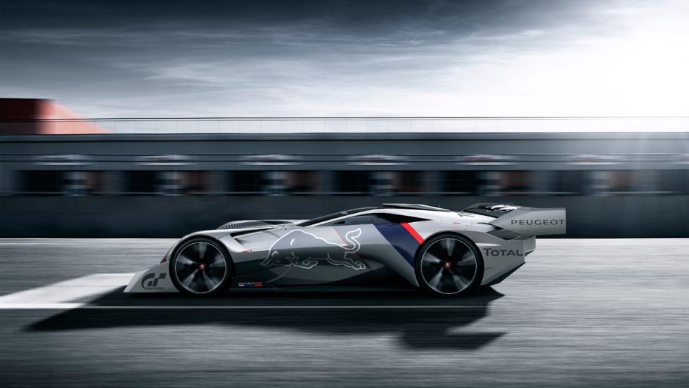 Peugeot L750 R Hybrid Vision Gran Turismo (III)