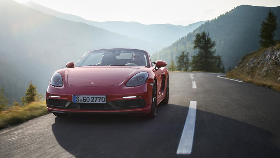 Porsche 718 Boxster GTS (I)