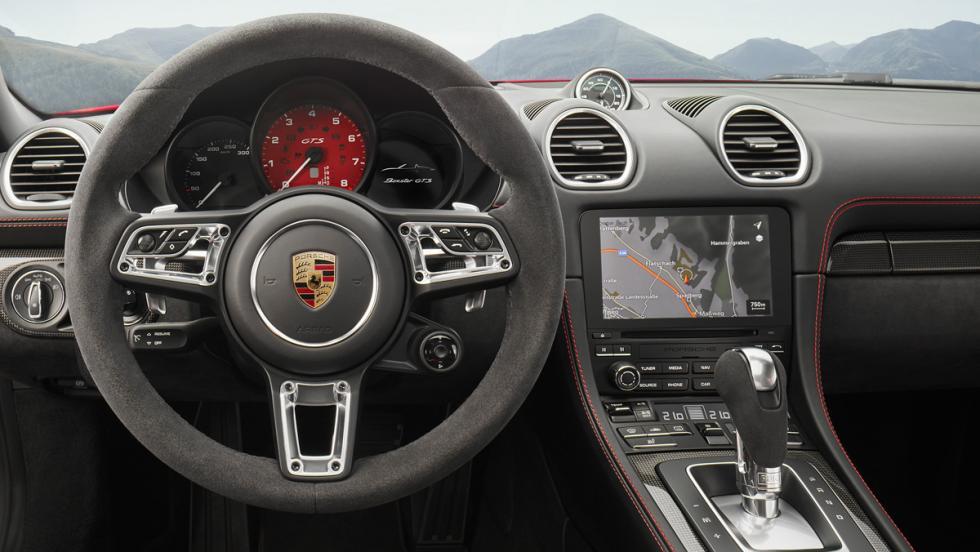 Porsche 718 GTS (II)