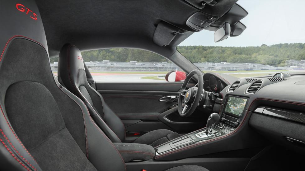 Porsche 718 GTS (III)