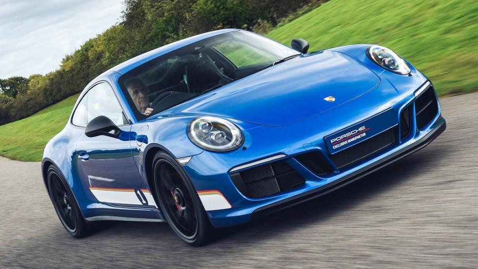 Porsche 911 GTS British Legends Edition