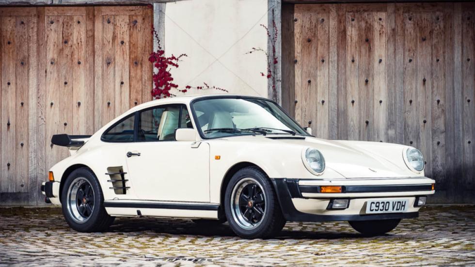 Porsche 911 Turbo SE (1985)