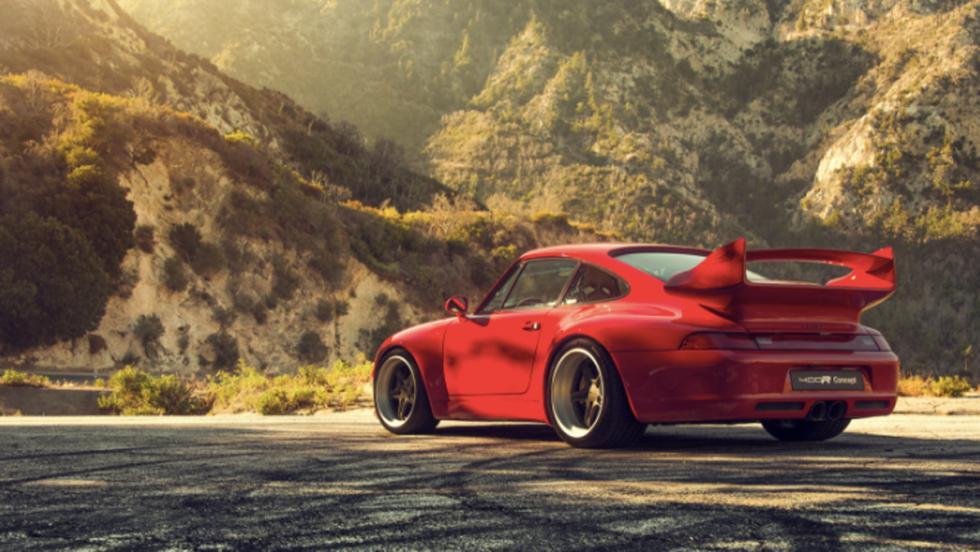 Porsche 993 400 R (III)
