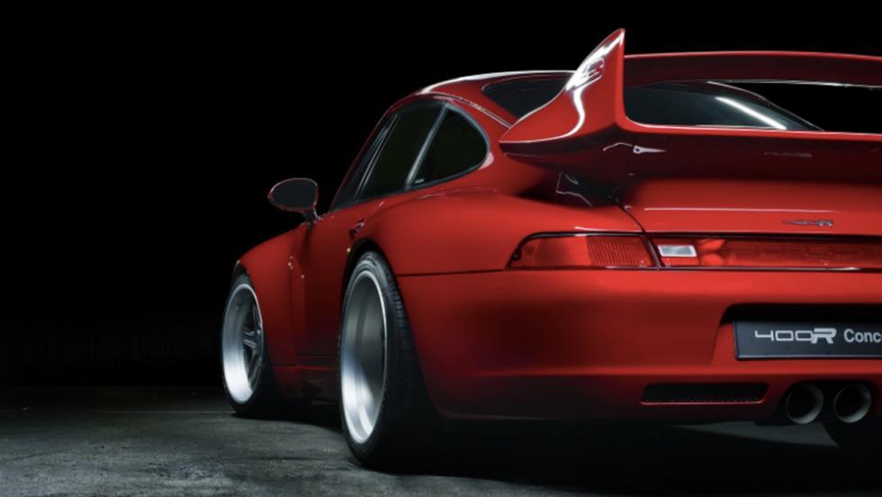 Porsche 993 400 R (V)