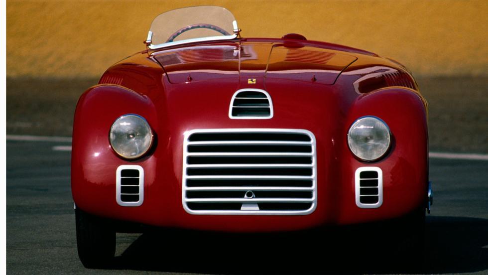 Primer Ferrari: 125 (I)