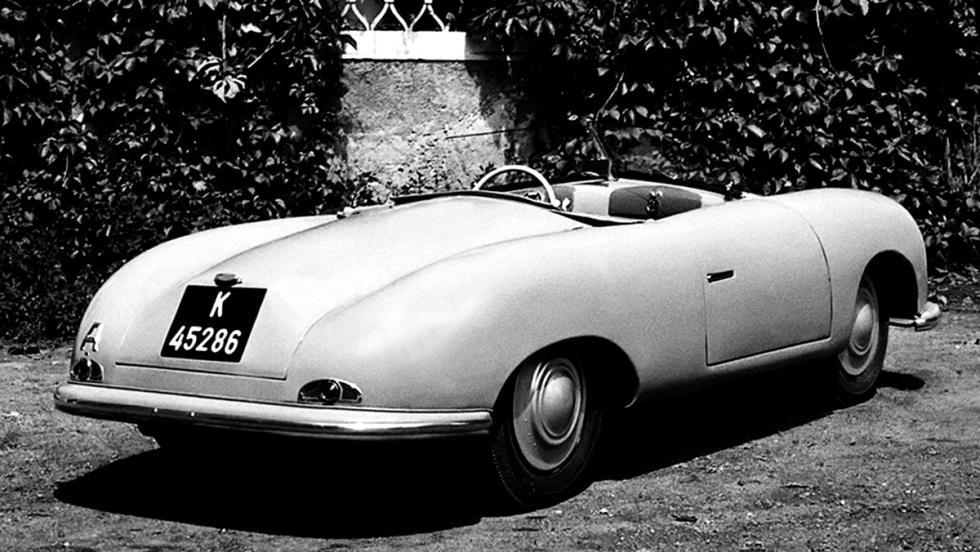 Primer Porsche: 356 (I)