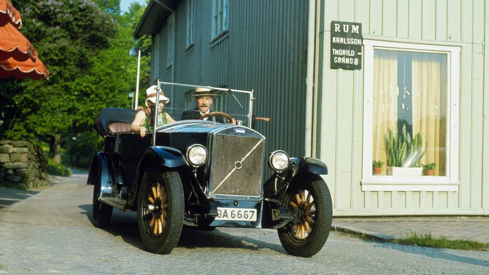 Primer Volvo: OV 4 (I)
