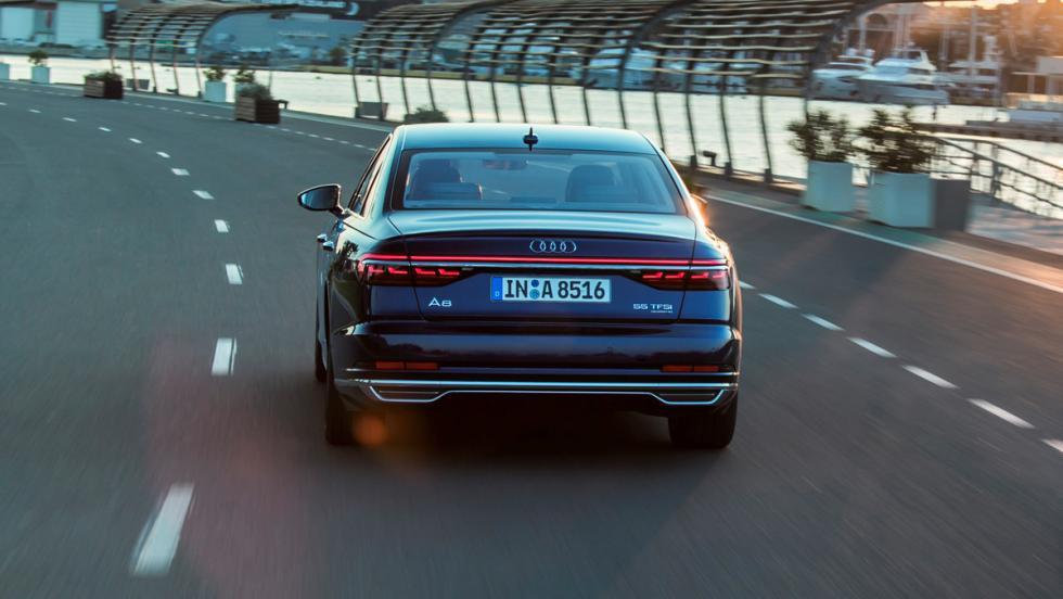 Prueba Audi A8 2017 (trasera 3)