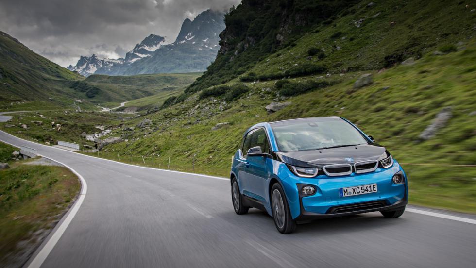 Prueba: BMW i3 (II)