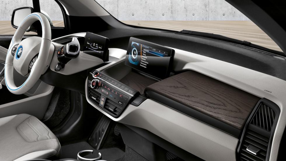 Prueba: BMW i3 (IX)