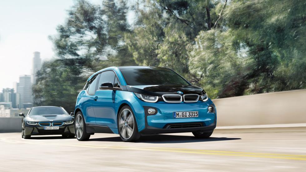 Prueba: BMW i3 (V)