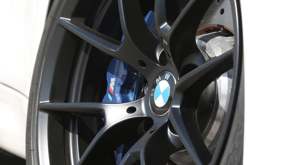 Prueba BMW M2 M Performance (llantas)