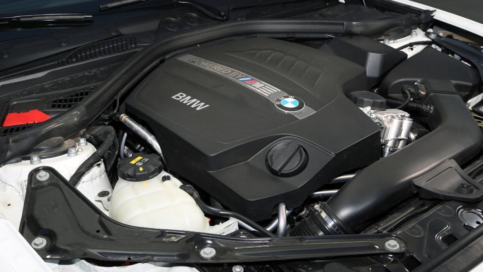 Prueba BMW M2 M Performance (motor)