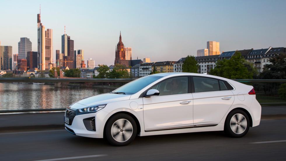 Prueba Hyundai Ioniq (II)