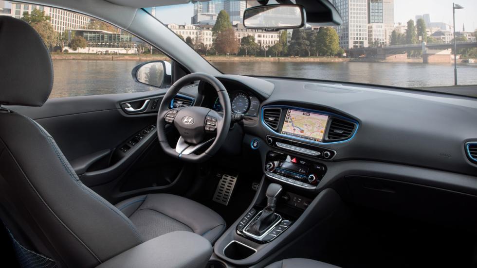 Prueba Hyundai Ioniq (V)