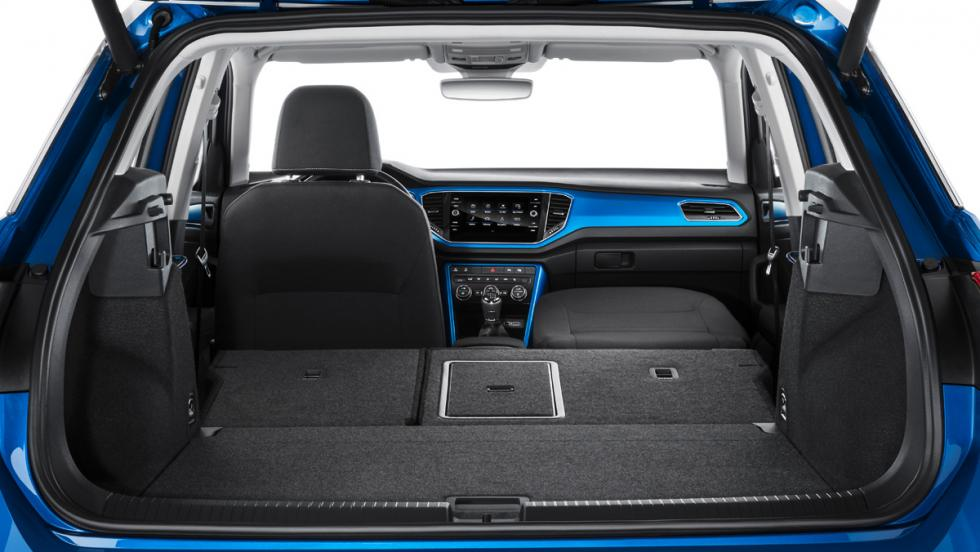 Prueba Volkswagen T-Roc 2.0 TDI 150 CV (maletero abatido)