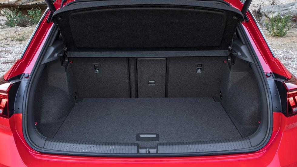 Prueba Volkswagen T-Roc 2.0 TDI 150 CV (maletero)