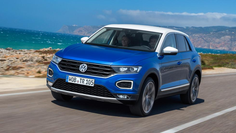 Prueba Volkswagen T-Roc 2.0 TDI 150 CV