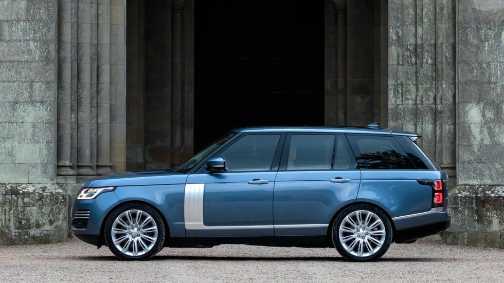 Range Rover 2018 hibrido SUV todoterreno lujo 4x4