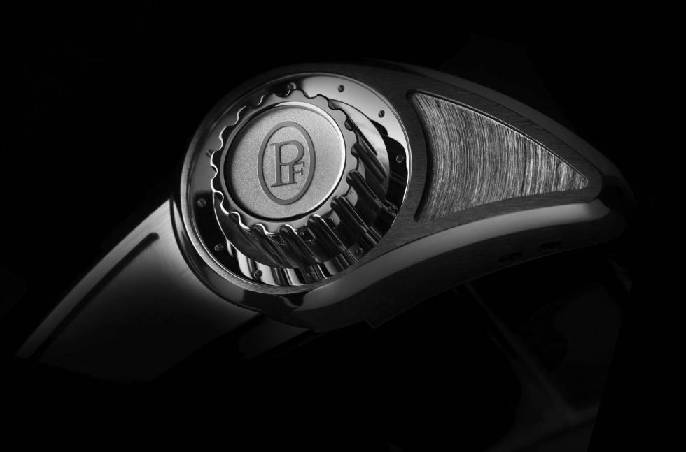 Reloj Bugatti Type 390 por Parmigiani Fleurier