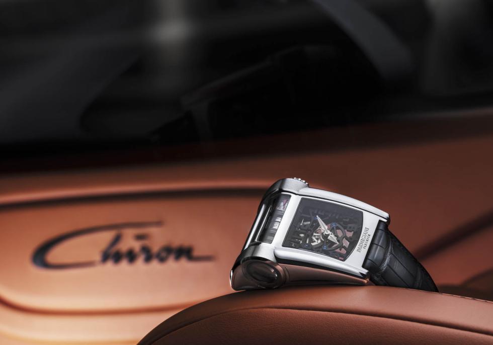 reloj Bugatti Type 390 by Parmigiani Fleurier