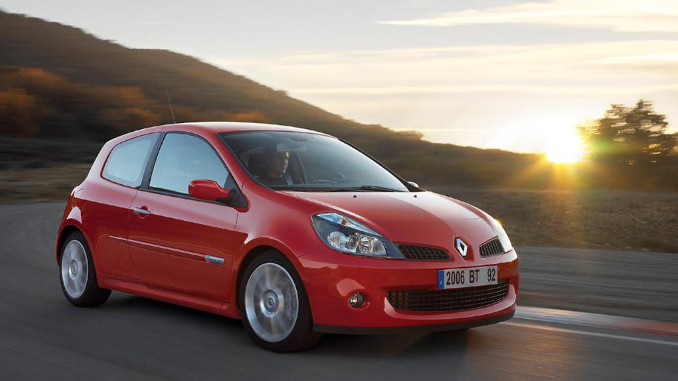 Renault Clio Sport 2006 (I)