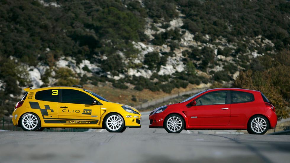 Renault Clio Sport 2006 (V)