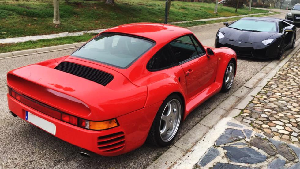 La réplica de Porsche 959 que se vende... ¡en España!