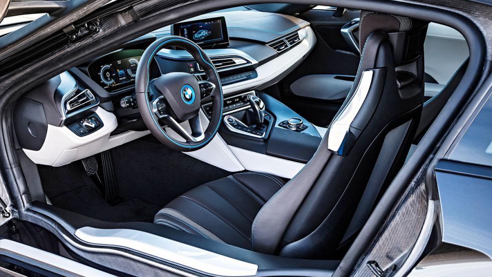 Los rivales del Polestar 1 - BMW i8