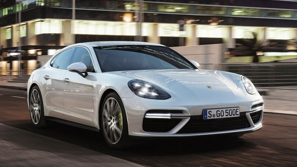 Los rivales del Polestar 1 - Porsche Panamera Turbo S E-Hybrid