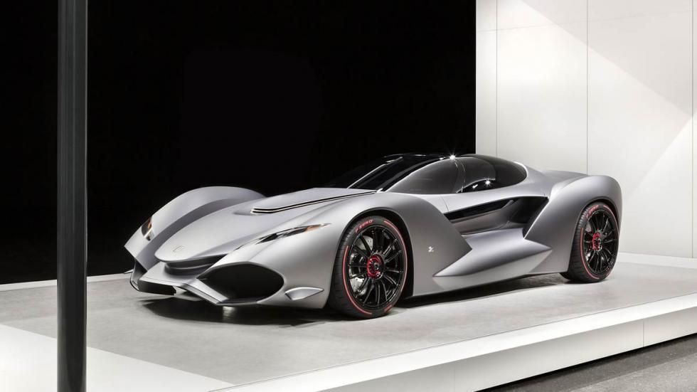 Salón de Tokio 2017: Iso Rivolta Zagato Vision Gran Turismo