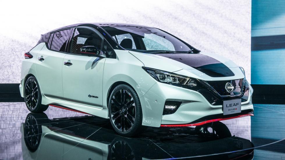 Salón de Tokio 2017: Nissan Leaf Nismo
