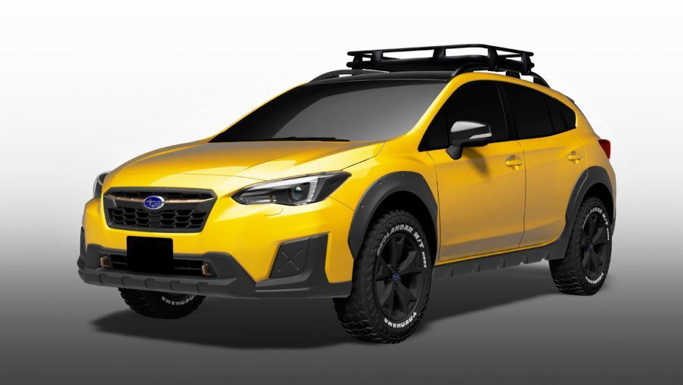 Salón de Tokio 2017: Subaru