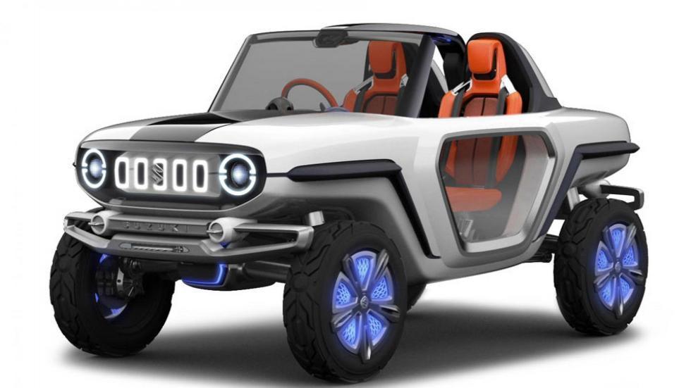Salón de Tokio 2017: Suzuki e-Survivor Concept