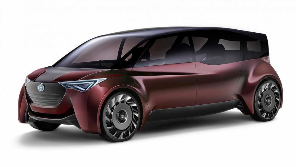 Salón de Tokio 2017: Toyota Fine-Comfort Ride Concept