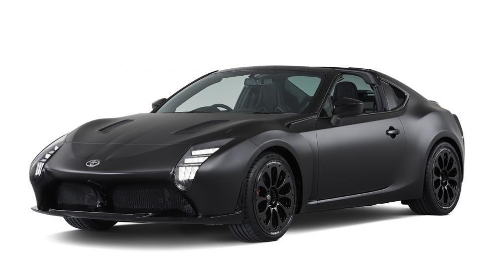 Salón de Tokio 2017: Toyota GR HV Sport Concept