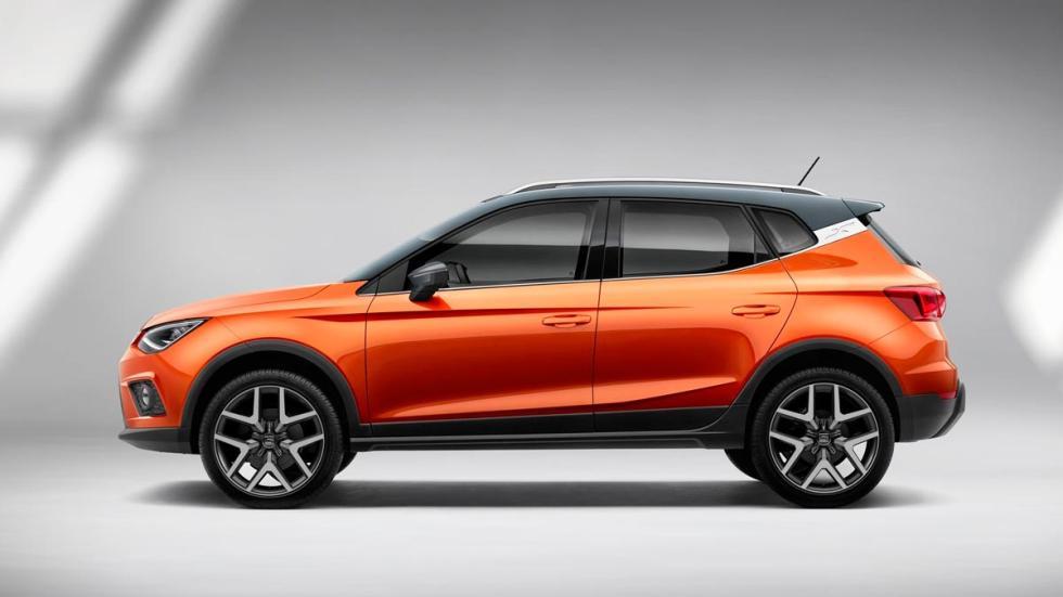 Seat Arona o Renault Captur SUV compacto