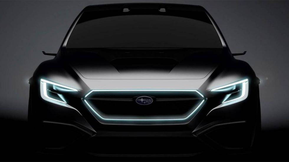 Subaru Viziv Performance Concept teaser