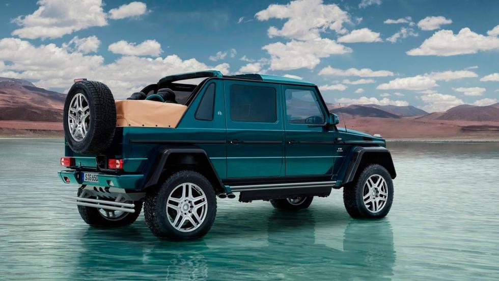 Todoterrenos más lujosos bentley range rover maserati levante cadillac maybach