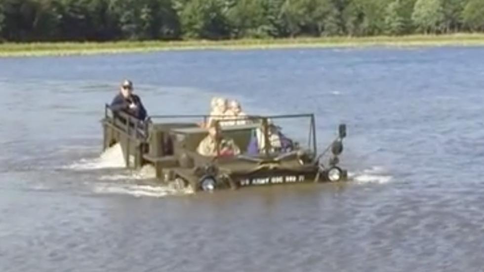 Vehículos militares: Gama Goat